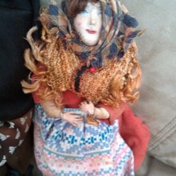 Woman # 4 - Dolls