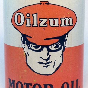 Oilzum - 1 US Quart Oil Can