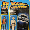 Back To The Future Action FIGURES! Doc and Marty!