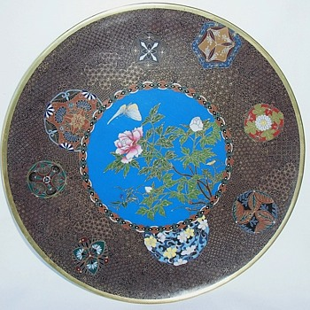Three Pieces From My Japanese Cloisonne Collection - Evolution from 1860-1890 - Asian