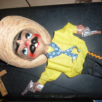 mexican doll - Toys