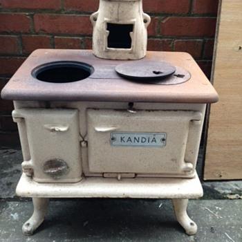 Kandia stove - Kitchen