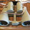 WW11 binoculars unnown origins from England