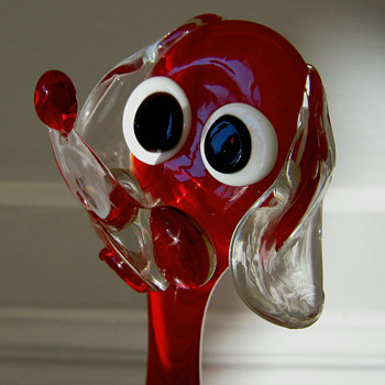 RED/RUBY Glass Collection - Art Glass