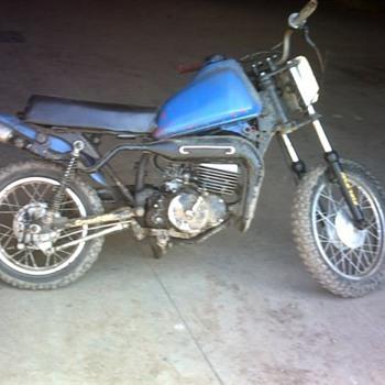 1981 Suzuki 80cc Dirtbike