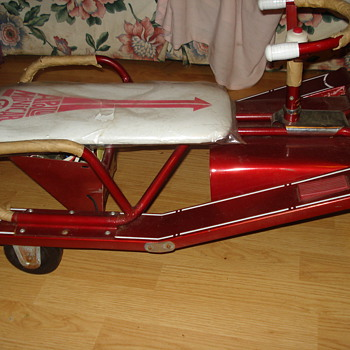 Apollo Mini Car Scout Electric Kiddie Car 1960's