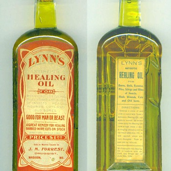 Lynn's Healing Oil - Barbed Wire Liniment  - Tools and Hardware
