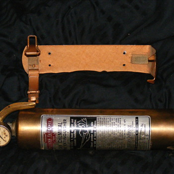 American LaFrance extinguisher - Firefighting