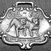 """1920 Coca-Cola """"Bulldogs"""" Watch Fob"""