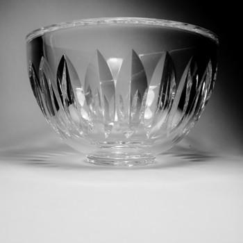 SVEN PALMQVIST FOR ORREFORS-SWEDEN - Art Glass