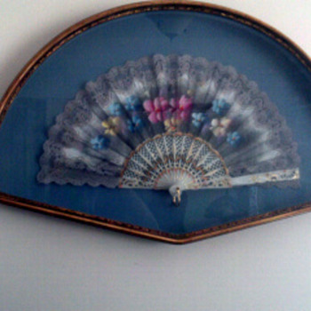 Beautiful Fans in cases - Accessories