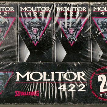 "1997 - Spalding ""Molitor 422"" Golf Balls - Sporting Goods"