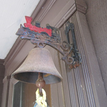 Cast Iron train bell