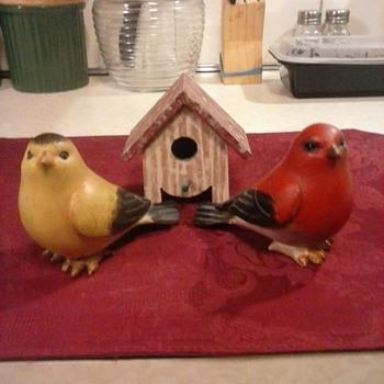 Rockin` Robin! - Figurines