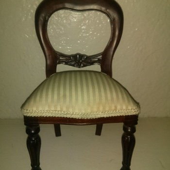Doll Chair