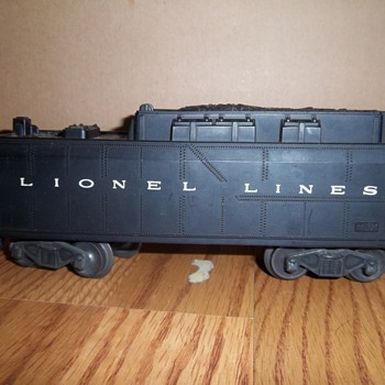 Lionel Trains Collection- Lionel Lines Coal Car - Model Trains