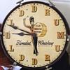 Whiskey Clock