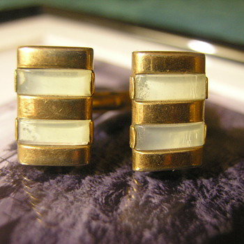 My Vintage Men&#039;s Cufflinks Collection - Accessories