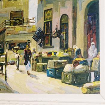 Original painting by PRUdNIK