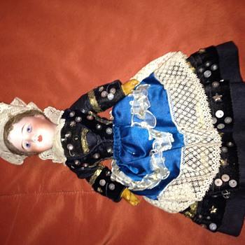 Grandma's gift - Dolls