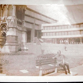 1976-birmingham-old central library. - Photographs