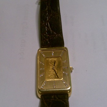 CORUM MYSTERY - Wristwatches