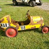 Unknown Pedal Car
