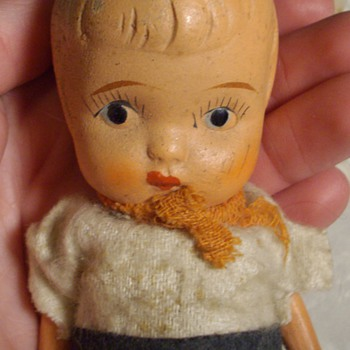 Japan doll. - Dolls