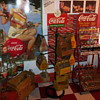 Coca-Cola Display Rack