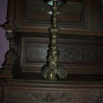 Old ashtray - Tobacciana