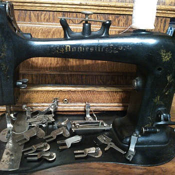 Domestic Sewing Machine Attachments
