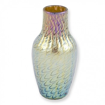 Loetz Phanomen Genre 7734 - Art Glass
