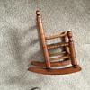 Homemade doll chair?