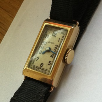 Rolco watch. 1940&#039;s I think. 