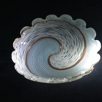 Swirl Candy - Art Glass