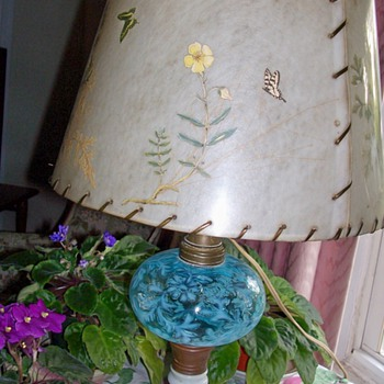 Mom's lamp - Lamps