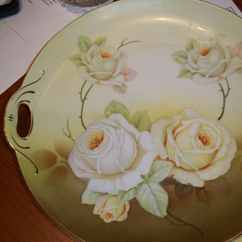 PORCELAIN PLATE