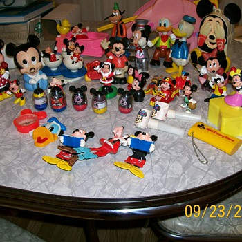Mickey Mouse found In my Basement yesterday he is multiplying ! - Toys