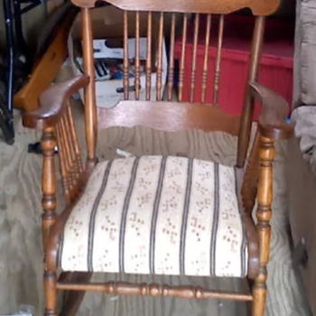 grandpas chair - Furniture