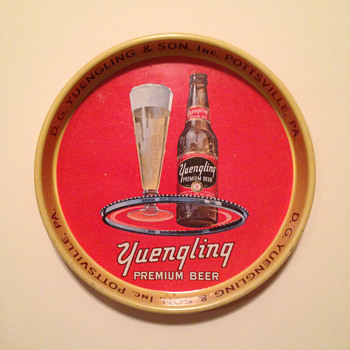 Yuengling Beer Tray