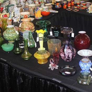 Convention Offerings - Art Glass