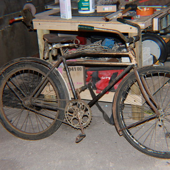 old bike - Sporting Goods