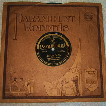 Collecting Jazz and Blues 78&#039;s in St. Louis