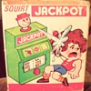 Squirt Jackpot Casino Slot Machine 