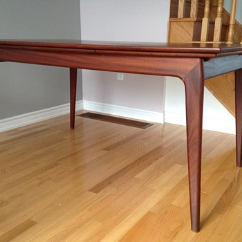 I love this table - Mid-Century Modern