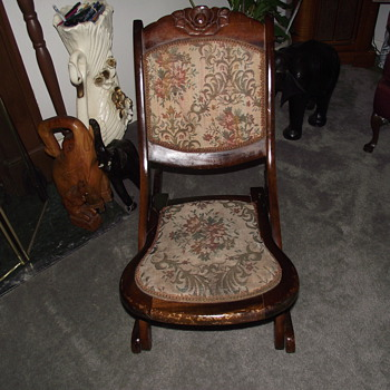MOM's FAVORITE DECOR CHAIR  - Furniture