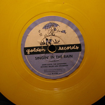 Golden Records - Records