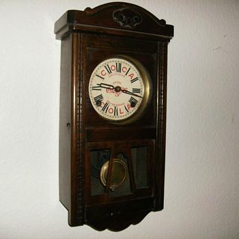 Coca Cola vintage clock