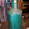 5 gallon Fluid Measure Wm Neil Co. old gas measure after cleanup