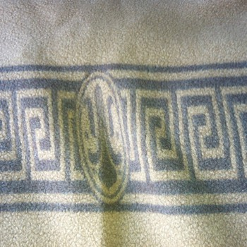 Jaeger health blanket 1920/1930 - camel hair